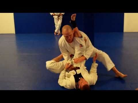 Jiu-Jitsu Passing the Closed Guard - Pt. Pleasant, NJ Image 1