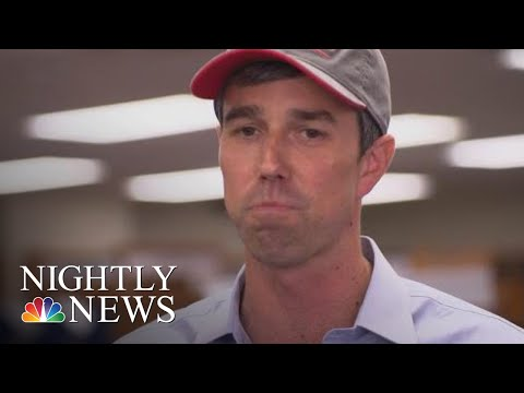 Extended Interview: Beto O'Rourke & Lester Holt | NBC Nightly News