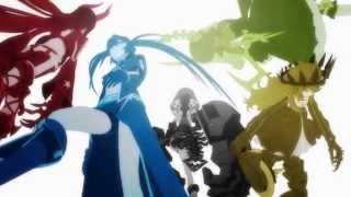 Black★Rock Shooter Opening (Creditless BD) 1080p
