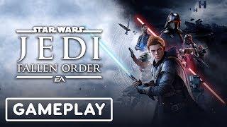 Star Wars Jedi: Fallen Order Official Gameplay Demo - E3 2019