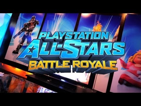 Ps Vita Review   Playstation All-Stars Battle Royale