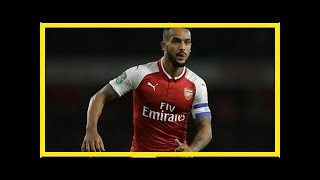 [Breaking News]Football: Walcott ambition to join Everton from arsenal