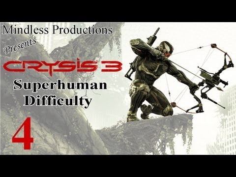 Crysis 3 - Superhuman Difficulty - Chapter 2 - Part 2