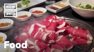 How to Properly Eat Korean BBQ   Cuisine Code   NowThis