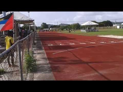 Antigua and Barbuda National Track & Field Championship 2013 Open 200m