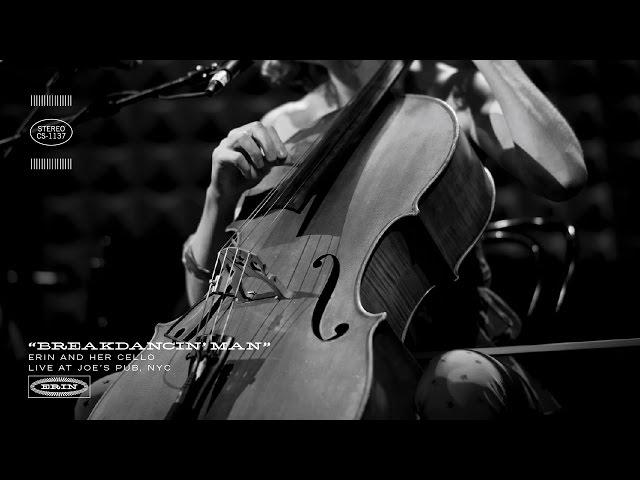 Breakdancin' Man: Erin and Her Cello