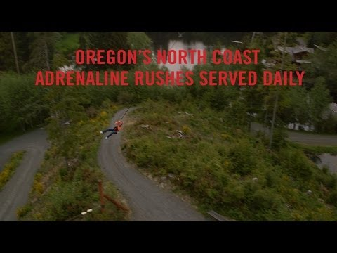 Outdoor Adventure on Oregon's North Coast