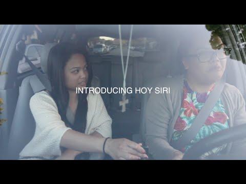 Hoy Siri! [Kaba @ UCI's PACN 36 Commercial]