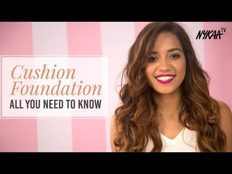 Everything You Need To Know About Cushion Foundations | Debasree Banerjee