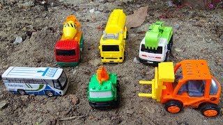 🚚 Cars help each other 🚚 S387C Toys for kids 🚚