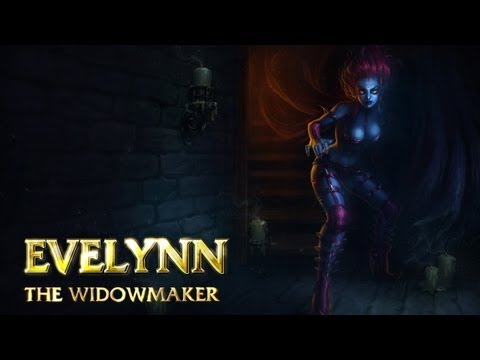 Evelynn Champion Spotlight Music Videos