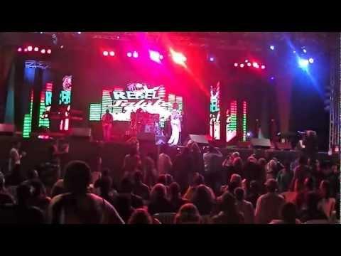 Errol Dunkley Ao Vivo  Rebel Salute 2013