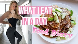What I eat in a day I Realistisches Food Diary I WAS ESSE ICH WIRKLICH I Gesunde Snacks I