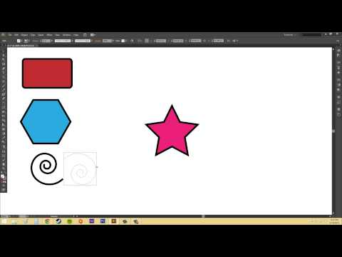 Adobe Illustrator CS6 for Beginners - Tutorial 33 - Transforming Objects