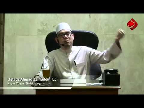 Kupas Tuntas Shalat Istisqo - Ustadz Ahmad Zainuddin, Lc