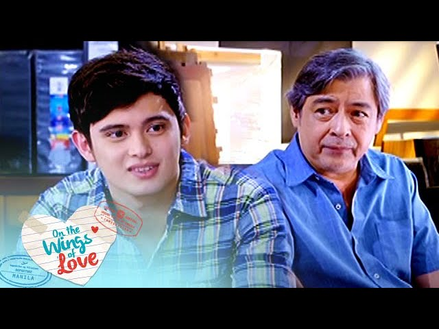 On The Wings Of Love: Clark and Tatang Sol meet again