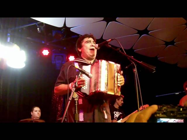 Celso Pina @ the Conga Room