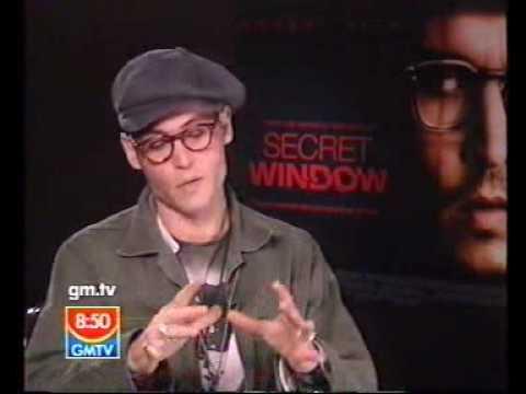 johnny depp movies list in order. Johnny Depp:Secret Window