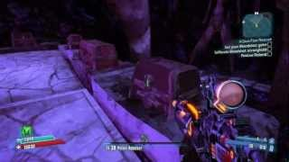 Glitch Back Into The Chamber of The Lost Treasure - Borderlands 2 (Pirate