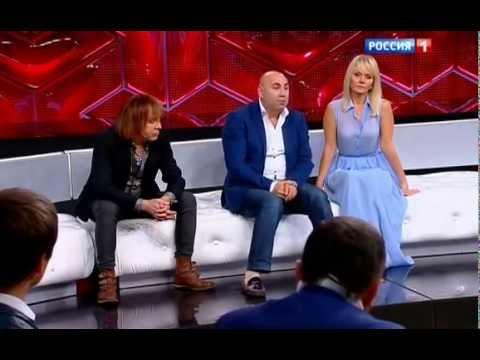 Валерия и Иосиф Пригожин Прямой эфир с Б Корчевником