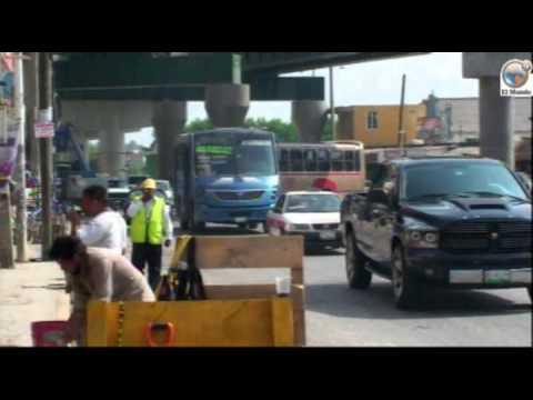 Gobierno y Transito trabajaran en equipo para poner orden en Poza Rica