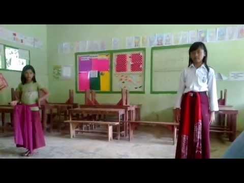 Tari Jaipong Jugala - Melinda N Indri 2012 2013 video