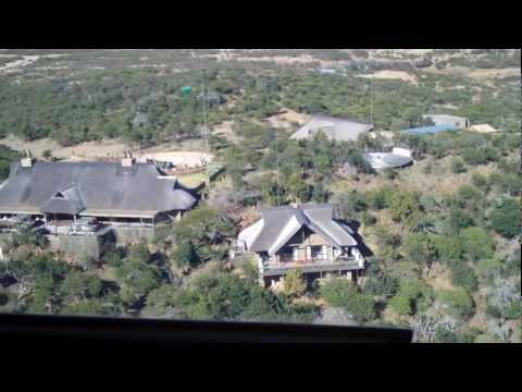 Nambiti Hills Private Game Lodge - View from the Sky