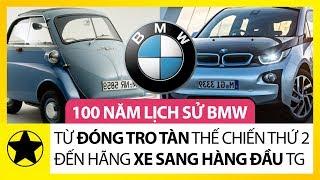 100 Năm Lịch Sử BMW – Từ Đóng Tro Tàn Thế Chiến Thứ 2, Đến Hãng Xe Sang Hàng Đầu Thế Giới