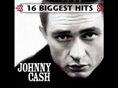 Johnny Cash-Legend of John Henry's Hammer