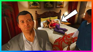 SECRET Removed GTA 5 Missions Featuring Sexy Elderly Group Sessions, Nightclub Drug Dealing & MORE!