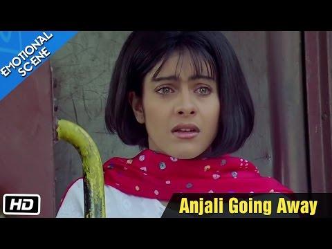 Anjali Going Away - Kuch Kuch Hota Hai - Shahrukh Khan Kajol...