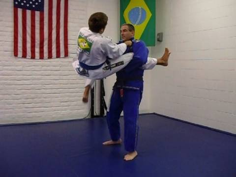 Flying Armbar 101: With Gi Image 1