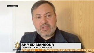 Mısırlı Gazeteci Ahmed Mansur Almanya'da Tutuklandı