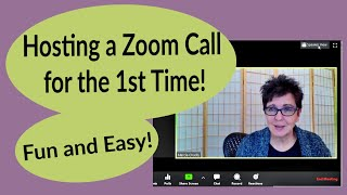 How to Host a Zoom Call for the First Time - Fun and Easy Online Connection