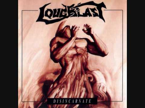Loudblast - Shaped Images Of Disincarnate Spirits