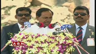 CM KCR's Independence Day speech | Part 2