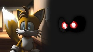 [SFM] Tails in Lights Out (Sonic.exe)