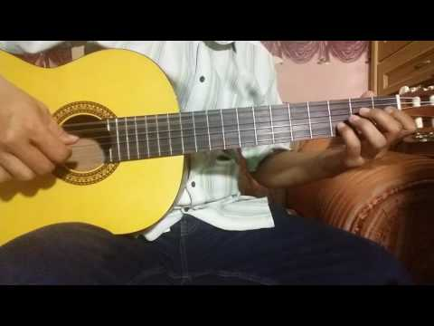 Ebiet G. Ade - Titip Rindu Buat Ayah (Fingerstyle Cover)