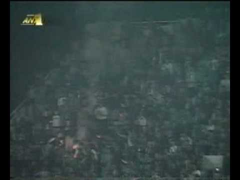 Panathinaikos - AEK Greek Cup Final 1995 (Bakas)