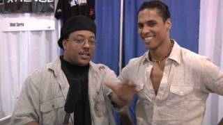 Taimak - The Last Dragon - Bruce Leeroy - Interview