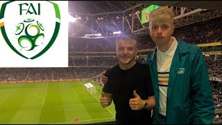 IRELAND VS WALES GAME (Feat graciouslylivin)