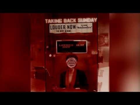 Taking Back Sunday - MakeDamnSure [1080p HQ | Best Audio Quality]
