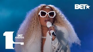 "Mary J. Blige Performs ""My Life,"" Real Love,"" & More In ICONIC Performance! 