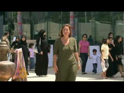 New Saudi Co-education University Where Women Can Wear any Kind Of Dress They  Like. video