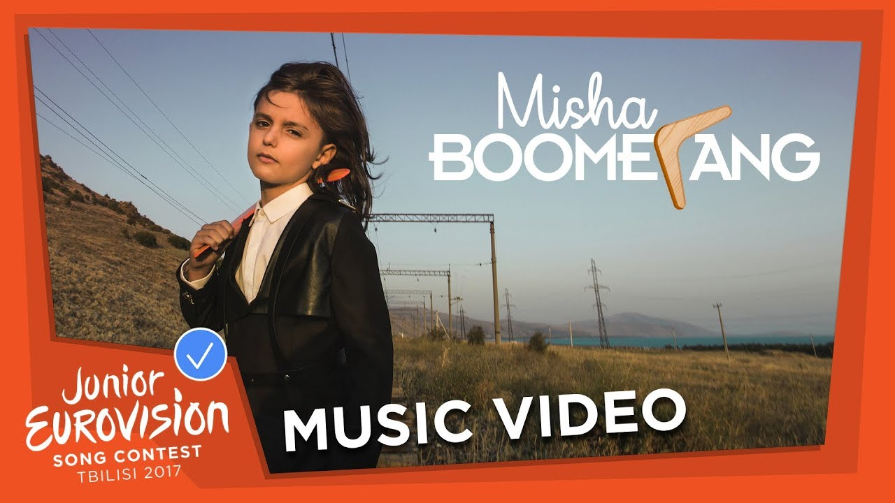 MISHA - BOOMERANG - ARMENIA