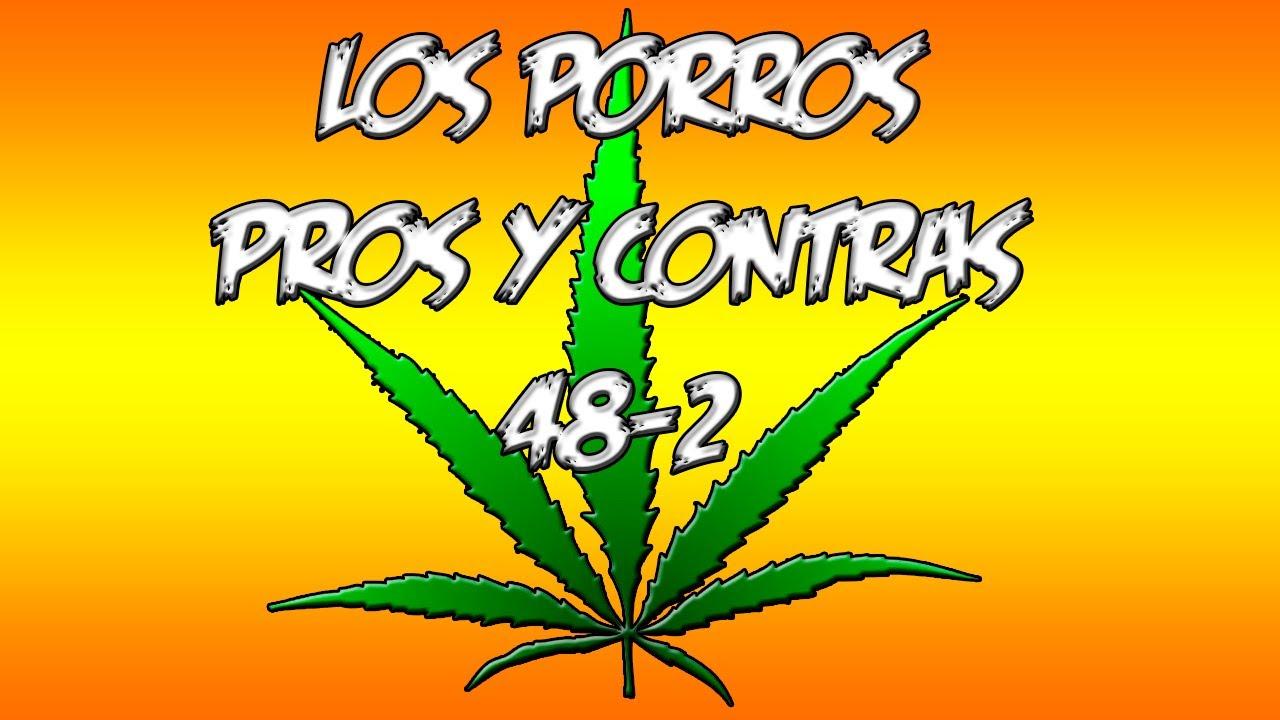 Los porros pros y contras marihuana sephis fico 42 6 for Hormigon impreso pros y contras