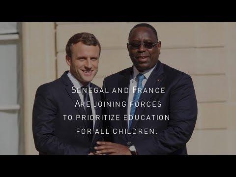 세네갈과 프랑스 정부가 Global Partnership for Education (GPE)의 파이낸싱 컨퍼런스를 공동 주최한다. 행사는 세네갈 다카르에서 2018년 2월 8일 개최될 예정이다.