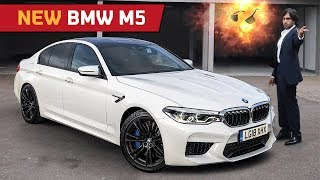 Mr.AMG on the NEW M5: The Explosive FULL Review!!