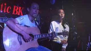 Em Không Thể - Acoustic Cover ( GUITAR LÂN ỐC - Bùi Hà Mi )