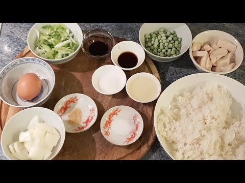 Live Stream REAL Chinese Takeaway Chicken Fried Rice